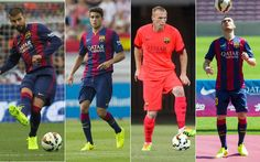 El equilibrio central del Barça