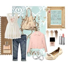 romance in spring, created by heismygod.polyvore.com