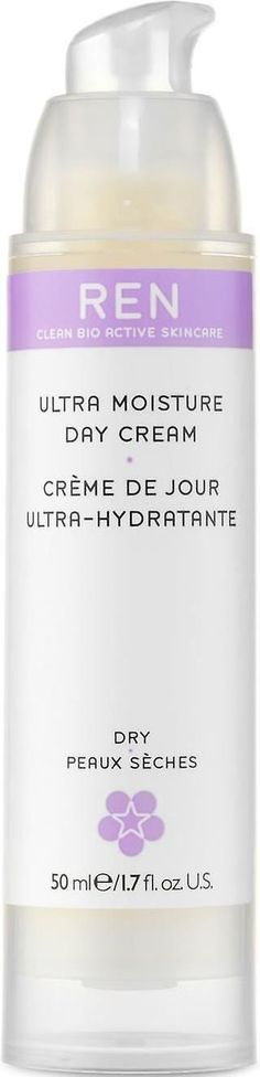 Ren Ultra Moisture Day Cream | Fruugo
