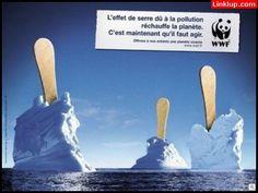 WWF'den Etkileyici Reklam Afişleri