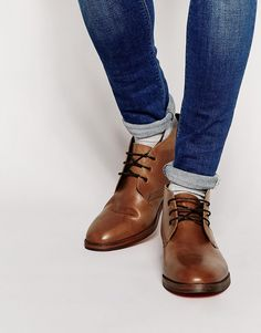 177c80e7e14 H By Hudson Houghton Chukka Boots at asos.com