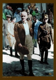 """""""The governments most creative and significant duty is education"""" M.K.Atatürk."""
