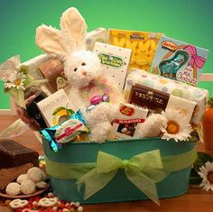 Ultimate Easter Gift Tub - $66 at Holiday Gifts & Baskets