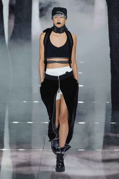 See every look from the FENTY PUMA by Rihanna fall 2016 collection.