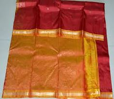 Kanchipuram silk saree is the one of the most beautiful saree of india, and is most suitable for wedding and party wear. Indian Bridal Outfits, Indian Bridal Wear, Indian Sarees, Silk Sarees, Party Wear For Women, Party Wear Sarees, Beautiful Saree, Saree Wedding, Fashion Tips For Women