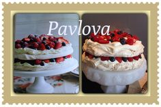 Pavlova  ... It is one of Australia's favourite recipes and it's Australia Day .
