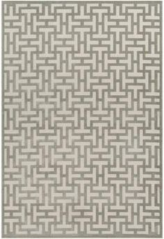 Surya Aesop Sea Foam Synthetic Abstract Rug from the Modern Rug Masters collection at Modern Area Rugs Modern Area Rugs, Beige Area Rugs, Bathroom Carpet, Carpet Trends, Carpet Ideas, Lattice Design, Diy Carpet, Modern Carpet