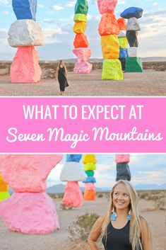 What to Expect At 7 Magic Mountains