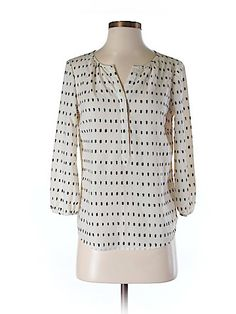 Check it out -- Talbots 3/4 Sleeve Blouse for $17.99 on thredUP!   Love it? Use this link for $10 off. New customers only.