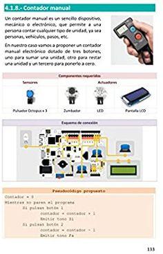 100 Proyectos de Robótica con Bitbloq y Arduino: Amazon.es: Martinez De Carvajal Hedrich,Ernesto: Libros Arduino, Weather Seasons, Reading, Libros