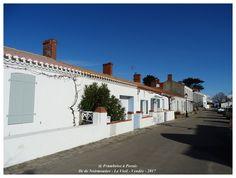 Ile de Noirmoutier - le Vieil - Vendée - - Framboise à Pornic