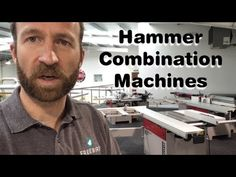 Hammer panelsaws and combi machines, K3, B3 and C3 series - YouTube Table Saw, Youtube, Youtubers, Youtube Movies