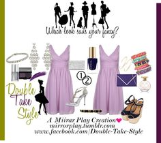 """""""Double Take Style"""" by shamiira on Polyvore"""