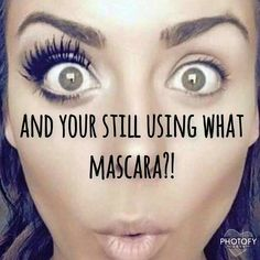 And your still using what mascara?! haplashes.com  3D Fiberlash Mascara