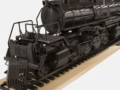 4-8-8-4 Big Boy Locomotive by MakerBot - Thingiverse