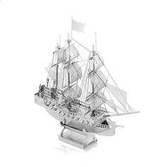 puzzle di metallo London Tower Bridge 3D metal puzzle Metal Earth-Fascinations