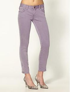 i will never pay this much for jeans, because i'm cheap, but these are a cool color!