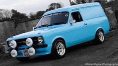 Van For Sale, Old Fords, Ford Escort, Custom Vans, Camper Van, Cars And Motorcycles, Cool Cars, Old School, Chevy