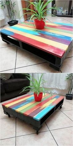 Incredible DIY Projects with Reused Wood Pallets Pallet Furniture DIY Incredible Pallets Projects Reused Wood Pallet Patio Furniture, Diy Furniture Plans Wood Projects, Diy Pallet Projects, Furniture Makeover, Garden Furniture, Wood Furniture, Pallet Ideas, Furniture Ideas, Coral Furniture