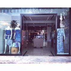 BALI  Come visit our beautiful new LITTLE JOE WOMAN by GAIL ELLIOTT boutique on Jalan Petitenget, Seminyak || See our ENDLESS SUMMER Collection and come say hi! GE x Open seven days a week from 9am to 9pm. #littlejoewoman #bali