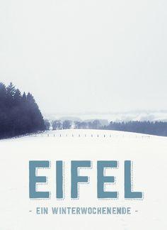 Endlich mal Schnee zum Schlittenfahren! Zumindest für einen Vormittag. Ansonsten entdecken wir auf der Kutsche Nettersheim, besuchen das Naturzentrum Eifel und gehen mit dem Ranger im Nationalpark spazieren. #Eifel #Winter #Schnee #Winterglück