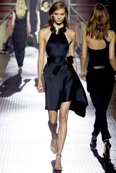 Lanvin SS2013, Paris Fashion Week