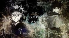 Black Clover - Asta & Yuno