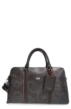 e135f16b2ec3a7 Ted Baker London  Icewall  Leather Bowler Bag Ted Baker
