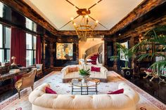 Drop $80M on Tommy Hilfiger's Over-the-Top NYC Penthouse