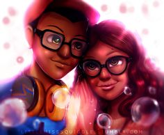MTOLACN~Our Love Is Canon (DJWIFI) by LittleMissSquiggles.deviantart.com on @DeviantArt