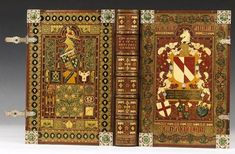 One of the more elusive copies of the Chaucer is in a jeweled binding by Sangorski & Sutcliffe .