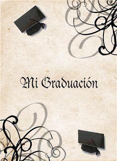 graphic creations 007: Invitaciones para Graduaciones