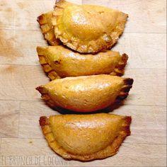 Paleo empanadillas (sin gluten)