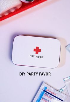 Doctor Party favors on onecharmingparty.com #doctorparty
