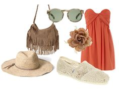 Boho Summer minus the shirt and shoes