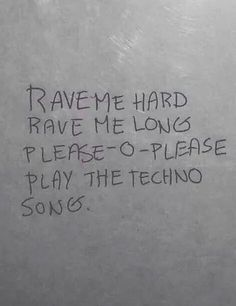 Techno Music rave Dj Quotes, Lovers Quotes, Techno Party, Techno Music, Live Life Love, Minimal Techno, Underground Music, Diy Paper, Paper Crafts