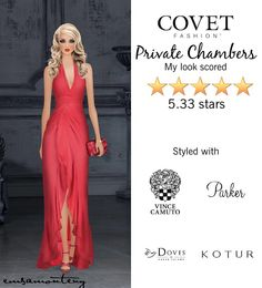Private Chambers @covetfashion #covet #covetfashion #covetfashionapp #fashion #womensfashion