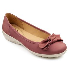 Hotter Made in England Jewel Leather Ballerina Pumps Online at johnlewis.com
