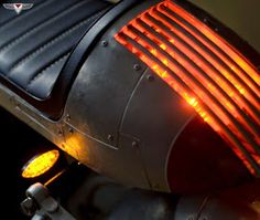 Awesome taillight detail!