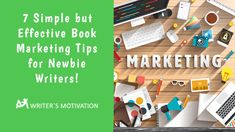 If you want your book marketing to succeed, you will need a plan. Here are 7 book marketing tips to get you started. #bookmarketing #bookmarketingtips #writerslife #writerscommunity #WritingCommunity Marketing Process, Writer, Motivation, How To Plan, Simple, Tips, Books, Libros, Writers