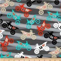 Baby Boy Dirt Bike Nursery And Accessories On Pinterest