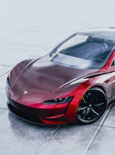Tesla Roadster 2020 von David Stingl - Cars and car concepts - Auto Porsche, Audi, Bmw, Luxury Sports Cars, New Sports Cars, Sport Cars, Tesla Roadster, Tesla Motors, Bugatti Veyron