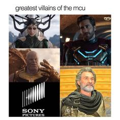 Greatest villains of the mcu - iFunny :)Greatest villains of the mcu - iFunny :) Avengers Humor, Marvel Avengers, Funny Marvel Memes, Marvel Jokes, Dc Memes, Marvel Dc Comics, Marvel Heroes, Funny Memes, New Avengers Movie