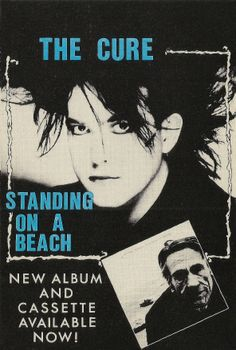 The Cure. Standing on a Beach. 1986