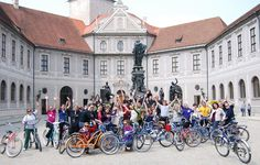 Mike's bike tours in Munich. An absolute must if you're ever in Munich!!