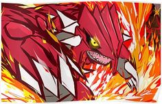 This HD wallpaper is about red Bakugan character digital wallpaper, Pokémon, illustration, Original wallpaper dimensions is file size is Groudon Pokemon, O Pokemon, Pokemon Memes, Pokemon Fan Art, Pikachu, Fire Pokemon, Pokemon Stuff, Pokemon Pictures, Digimon