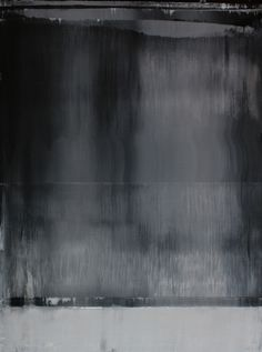 "Koen Lybaert; Oil, 2012, Painting ""abstract N° 370 - SOLD [Germany]"""