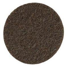 "4"""""""" Scotch Brite Surface Conditioning Discs Coarse Brown"