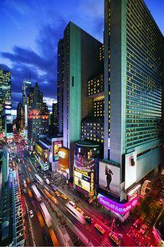New York Marriott Marquis, New York