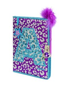 Initial Cheetah Diary | Journals & Writing | Beauty, Room & Tech | Shop Justice